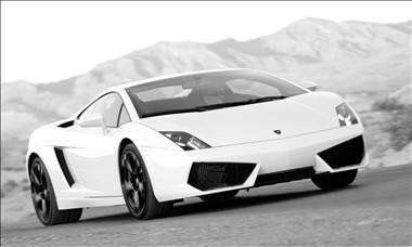 2009 Lamborghini Gallardo LP560